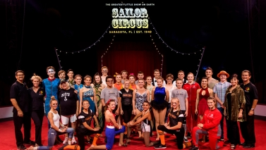 Sailor Circus flips for renovated arena in Sarasota