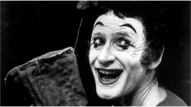 Marcel Marceau, the famous mime performer, was a member of the French Resistance who saved hundreds of Jewish children during WWII