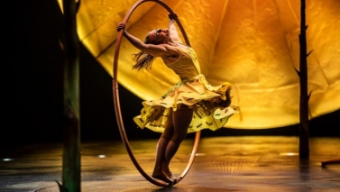 Review: 'Luzia' Revives the Cirque du Soleil Spell