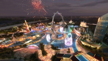 New Theme Park to be build in Hwaseong