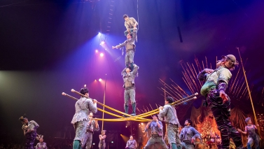 Caisse CEO not ruling out further investment in Cirque du Soleil