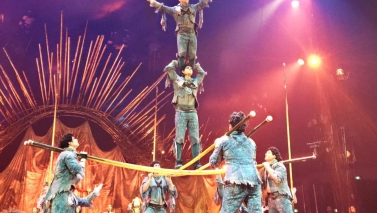 Creditors of Cirque du Soleil wish to claim control over the company.