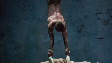 An Acrobat and a Dancer Walk Into a Circus (and Do Ballet in the Air)