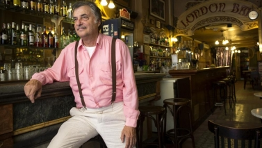 The creator and co-founder of Circus Raluy, Carlos Raluy dies