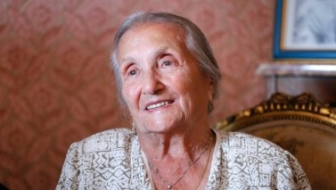 Rosa Bouglione, Doyenne of a French Circus Family, Dies at 107
