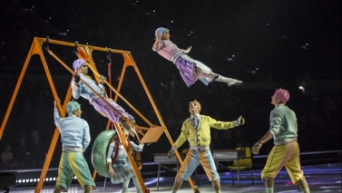 Cirque du Soleil creditors oppose recovery strategy proposed by owners