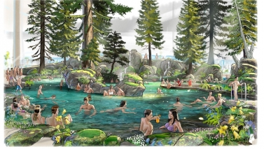 Europa-Park reveals Rulantica water world opening date and new details
